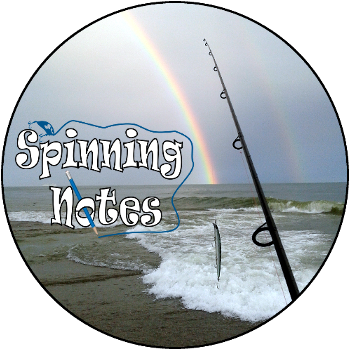 Spinning Notes, l'applicazione per la pesca a spinning in mare